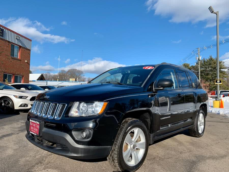 Used 2012 Jeep Compass in South Windsor, Connecticut | Mike And Tony Auto Sales, Inc. South Windsor, Connecticut
