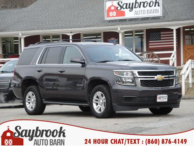 Used 2015 Chevrolet Tahoe in Old Saybrook, Connecticut | Saybrook Auto Barn. Old Saybrook, Connecticut