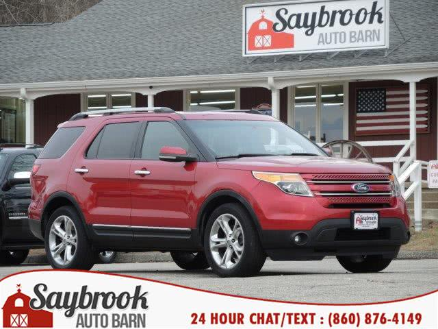 Used 2011 Ford Explorer in Old Saybrook, Connecticut | Saybrook Auto Barn. Old Saybrook, Connecticut