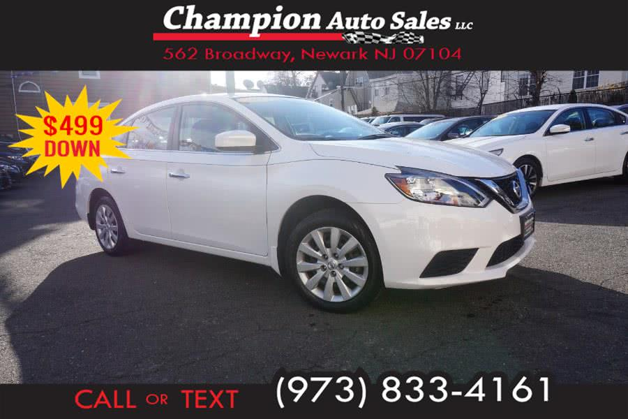Used 2017 Nissan Sentra in Newark , New Jersey | Champion Used Auto Sales 2. Newark , New Jersey