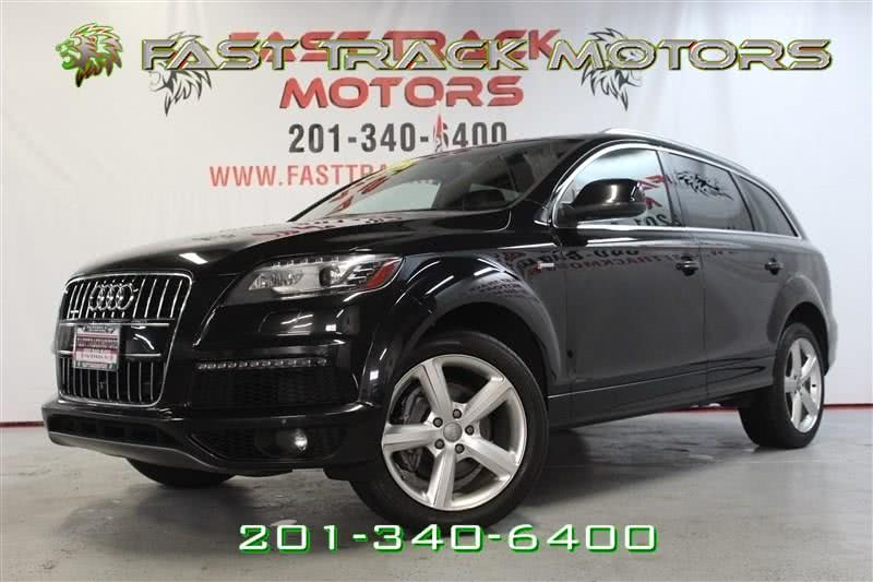 Used 2015 Audi Q7 in Paterson, New Jersey | Fast Track Motors. Paterson, New Jersey