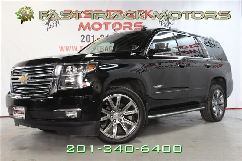 Used 2015 Chevrolet Tahoe in Paterson, New Jersey | Fast Track Motors. Paterson, New Jersey
