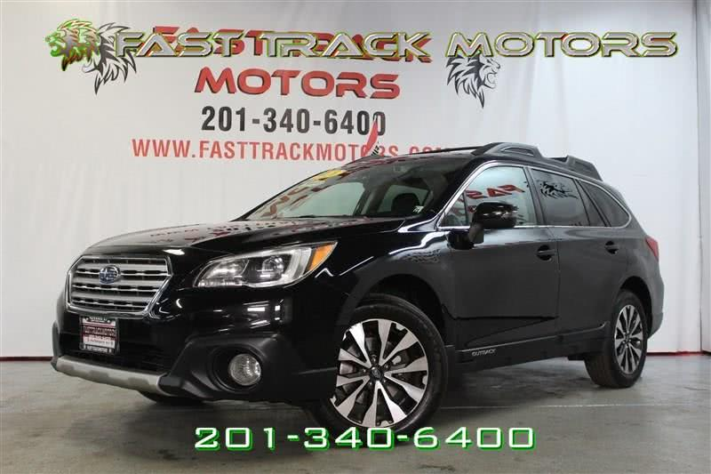 Used Subaru Outback 3.6R LIMITED 2016 | Fast Track Motors. Paterson, New Jersey