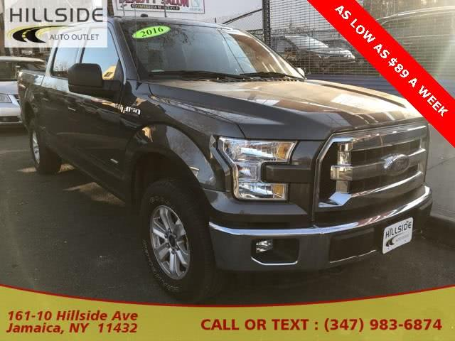 Used 2016 Ford F-150 in Jamaica, New York | Hillside Auto Outlet. Jamaica, New York