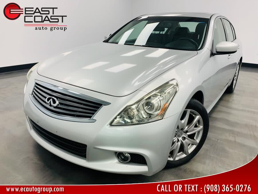 Used 2011 Infiniti G37 Sedan in Linden, New Jersey | East Coast Auto Group. Linden, New Jersey