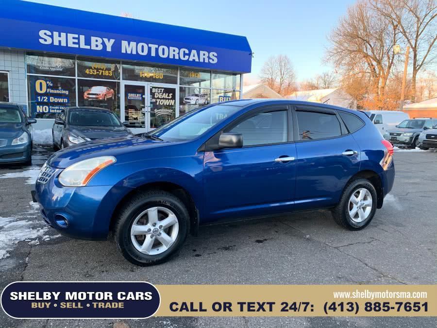 Used 2010 Nissan Rogue in Springfield, Massachusetts | Shelby Motor Cars . Springfield, Massachusetts