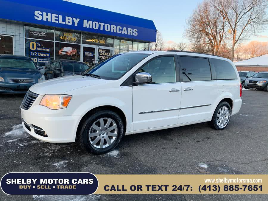 Used 2012 Chrysler Town & Country in Springfield, Massachusetts | Shelby Motor Cars . Springfield, Massachusetts