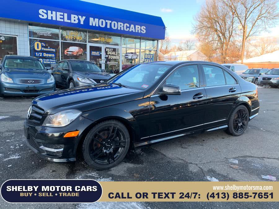 Used 2012 Mercedes-Benz C-Class in Springfield, Massachusetts | Shelby Motor Cars . Springfield, Massachusetts