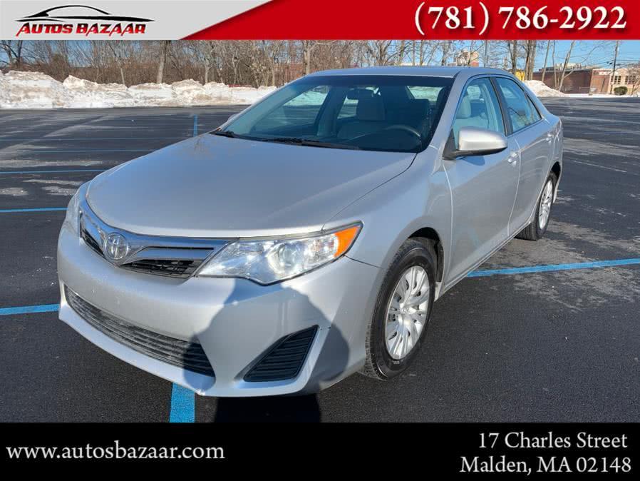 Used Toyota Camry 4dr Sdn I4 Auto LE *Ltd Avail* 2014 | Auto Bazaar. Malden, Massachusetts