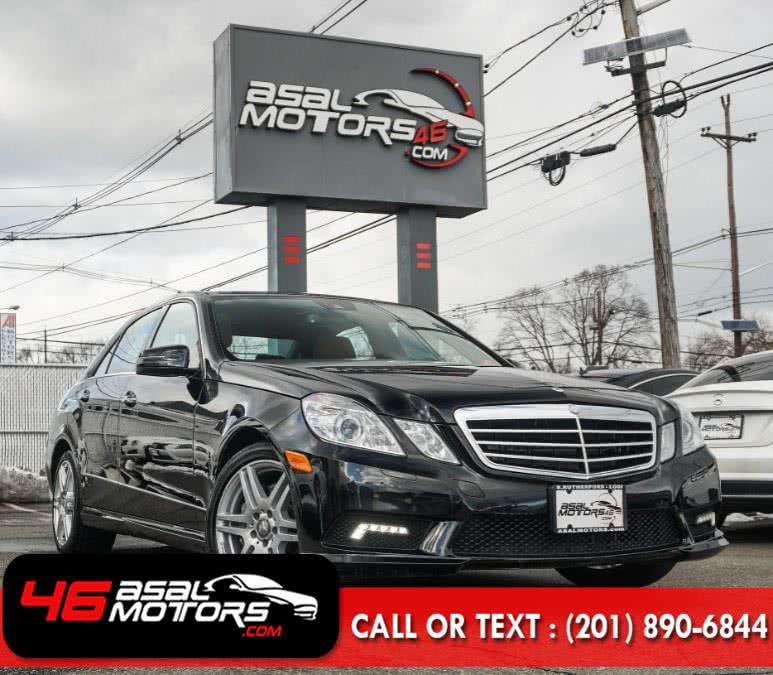 Used 2010 Mercedes-Benz E-Class in lodi, New Jersey | Asal Motors 46. lodi, New Jersey