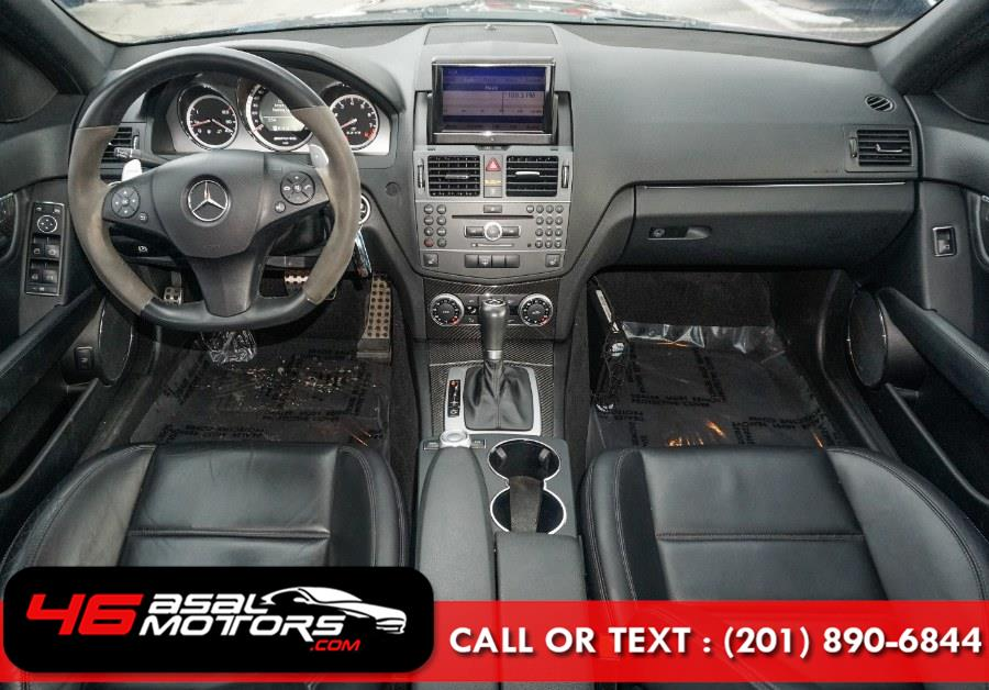 2011 Mercedes-Benz C-Class 4dr Sdn C 63 AMG RWD, available for sale in East Rutherford, New Jersey | Asal Motors 46. East Rutherford, New Jersey