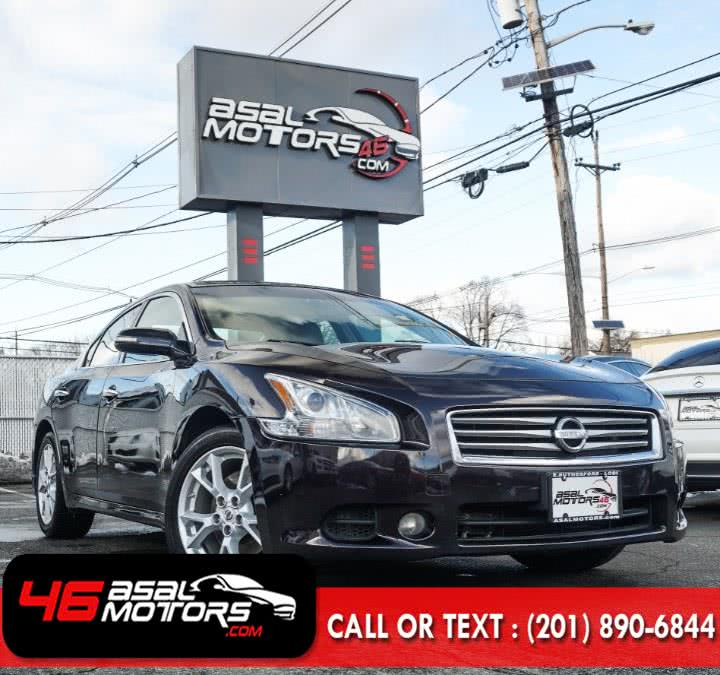 Used 2013 Nissan Maxima in lodi, New Jersey | Asal Motors 46. lodi, New Jersey