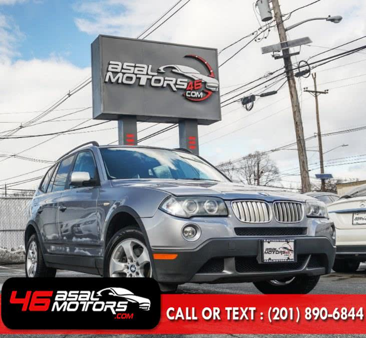 Used 2007 BMW X3 in East Rutherford, New Jersey | Asal Motors 46. East Rutherford, New Jersey