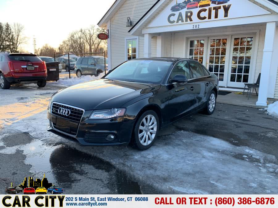 Used 2009 Audi A4 in East Windsor, Connecticut | Car City LLC. East Windsor, Connecticut