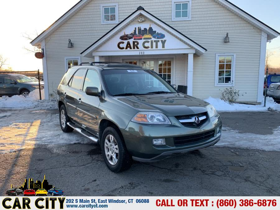 Used 2006 Acura MDX in East Windsor, Connecticut | Car City LLC. East Windsor, Connecticut