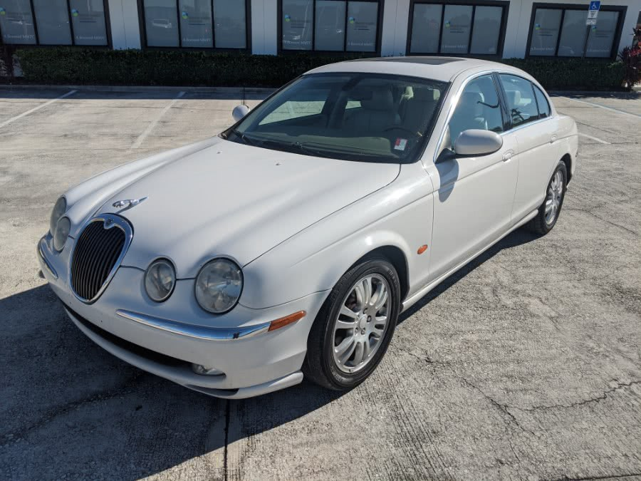 Used 2004 Jaguar S-TYPE in Orlando, Florida | 2 Car Pros. Orlando, Florida