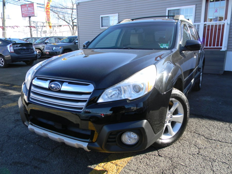 2013 Subaru Outback 4dr Wgn H4 Auto 2.5i Limited, available for sale in Paterson, New Jersey | DZ Automall. Paterson, New Jersey