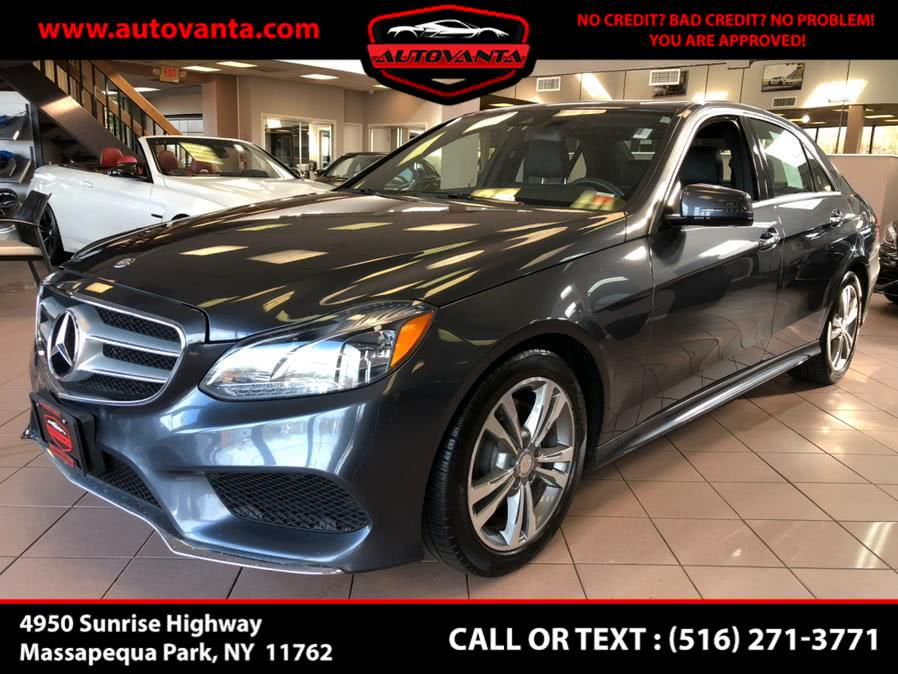 Used 2014 Mercedes-Benz E-Class in Massapequa Park, New York | Autovanta. Massapequa Park, New York
