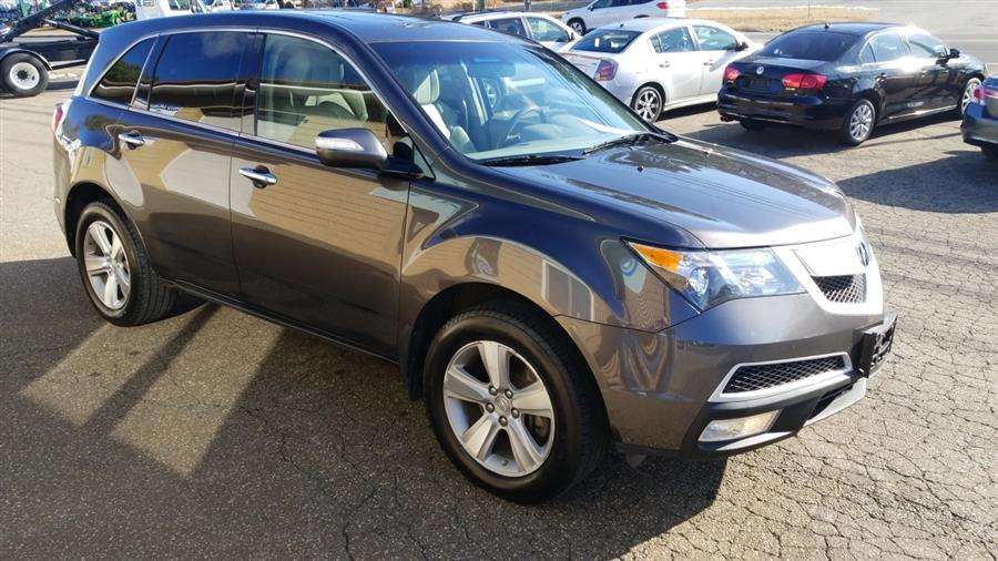 Used Acura MDX AWD 4dr Tech Pkg 2011 | Saybrook Leasing and Rental LLC. Old Saybrook, Connecticut