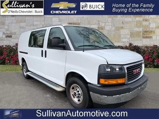 Used GMC Savana 2500 Work Van 2018 | Sullivan Automotive Group. Avon, Connecticut