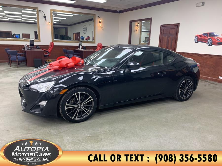 Used Scion FR-S 2dr Cpe Man (Natl) 2014 | Autopia Motorcars Inc. Union, New Jersey