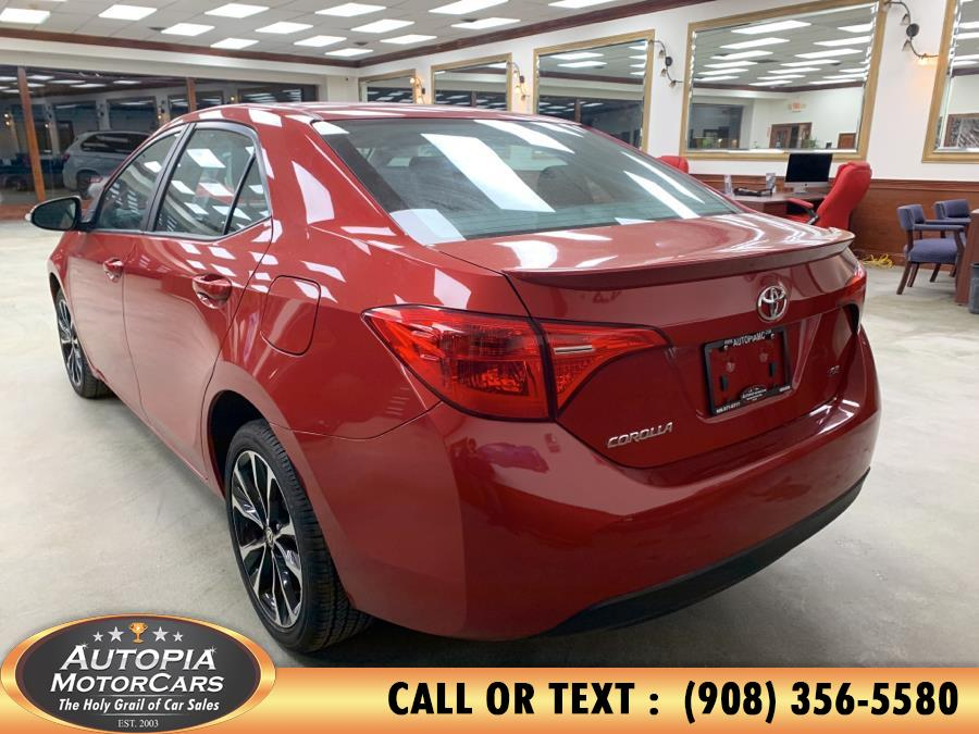 2017 Toyota Corolla SE CVT (Natl), available for sale in Union, New Jersey | Autopia Motorcars Inc. Union, New Jersey