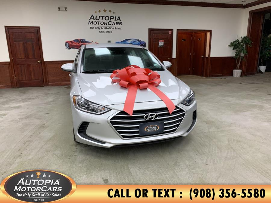2018 Hyundai Elantra SEL 2.0L Auto SULEV (Alabama), available for sale in Union, New Jersey | Autopia Motorcars Inc. Union, New Jersey