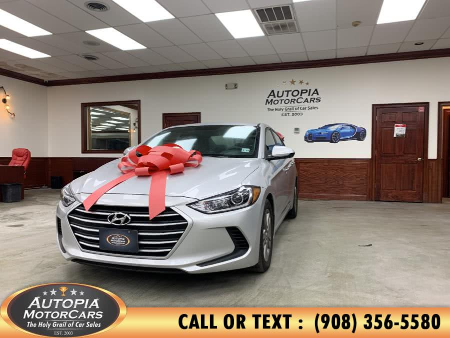 Used 2018 Hyundai Elantra in Union, New Jersey | Autopia Motorcars Inc. Union, New Jersey