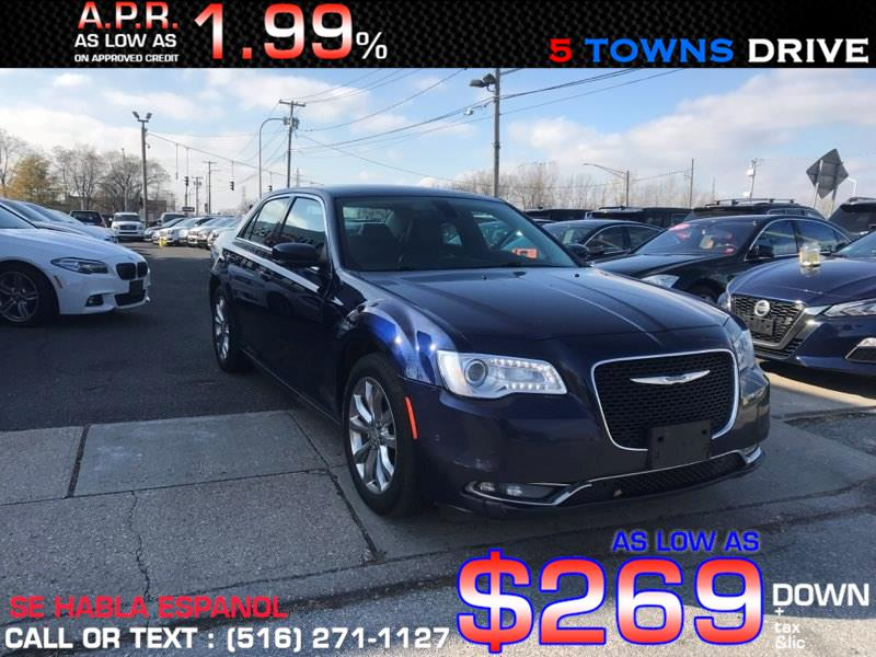 2015 Chrysler 300 4dr Sdn Limited AWD, available for sale in Inwood, New York | 5townsdrive. Inwood, New York