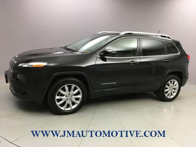 Used 2015 Jeep Cherokee in Naugatuck, Connecticut | J&M Automotive Sls&Svc LLC. Naugatuck, Connecticut