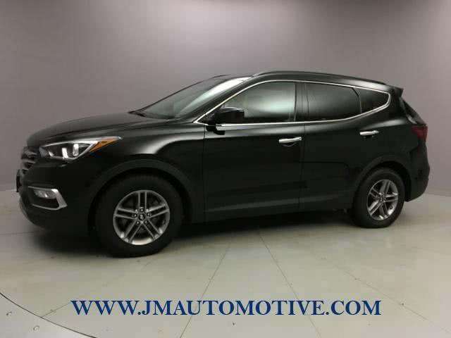 Used 2017 Hyundai Santa Fe Sport in Naugatuck, Connecticut   J&M Automotive Sls&Svc LLC. Naugatuck, Connecticut