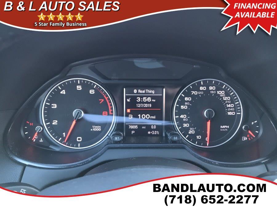 2014 Audi Q5 quattro 4dr 2.0T Premium Plus, available for sale in Bronx, New York | B & L Auto Sales LLC. Bronx, New York