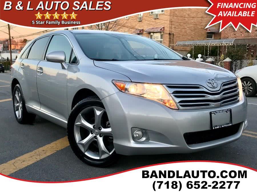 Used 2009 Toyota Venza in Bronx, New York | B & L Auto Sales LLC. Bronx, New York