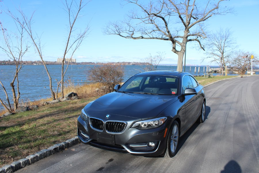 2016 BMW 2 Series 2dr Cpe 228i xDrive AWD, available for sale in Great Neck, NY