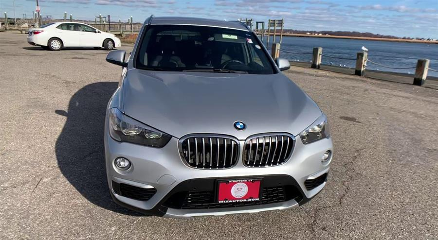 Used BMW X1 xDrive28i Sports Activity Vehicle 2017 | Wiz Leasing Inc. Stratford, Connecticut