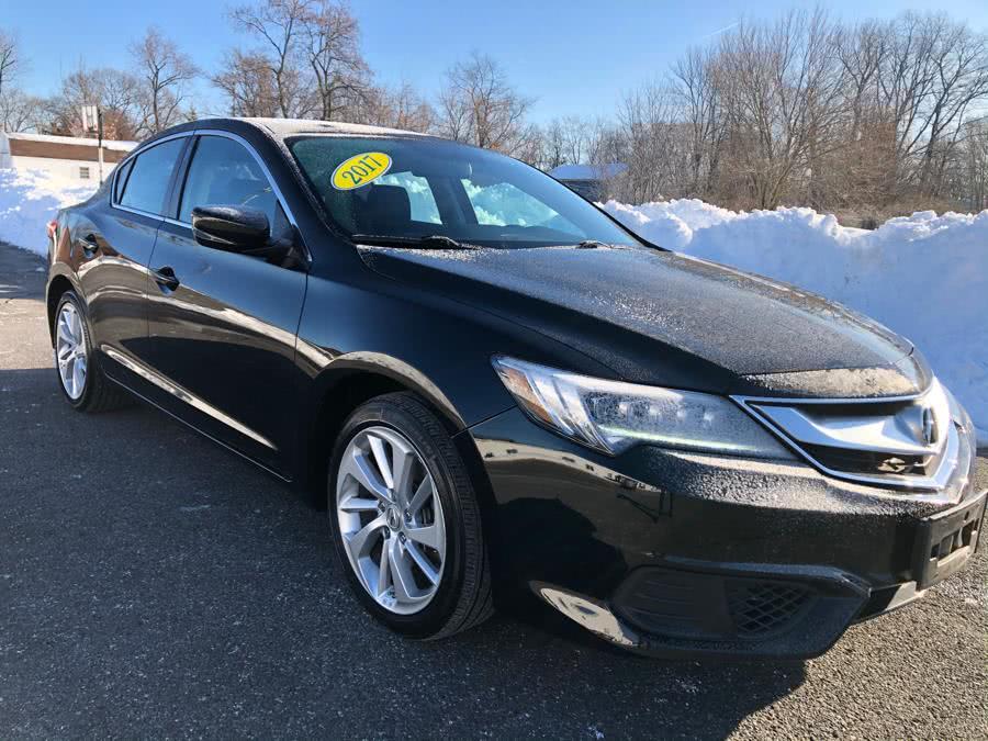 Used Acura ILX Sedan w/AcuraWatch Plus 2017 | Malkoon Motors. Agawam, Massachusetts