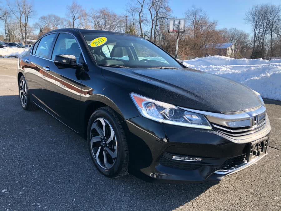 Used Honda Accord Sedan EX 2017 | Malkoon Motors. Agawam, Massachusetts