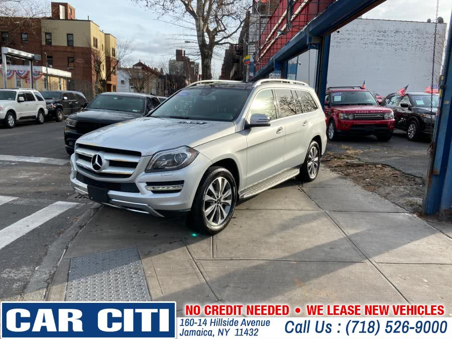 Used 2016 Mercedes-Benz GL in Jamaica, New York | Car Citi. Jamaica, New York
