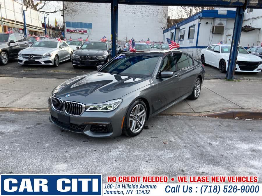 Used BMW 7 Series 750i xDrive Sedan 2017 | Car Citi. Jamaica, New York