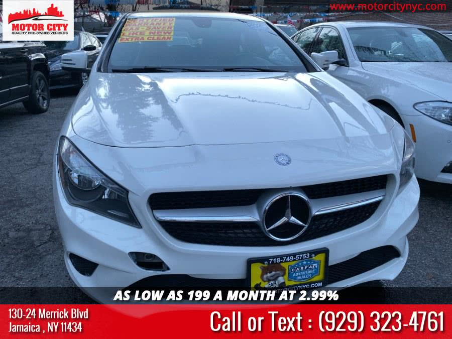 Used Mercedes-Benz CLA-Class 4dr Sdn CLA250 FWD 2014 | Motor City. Jamaica, New York