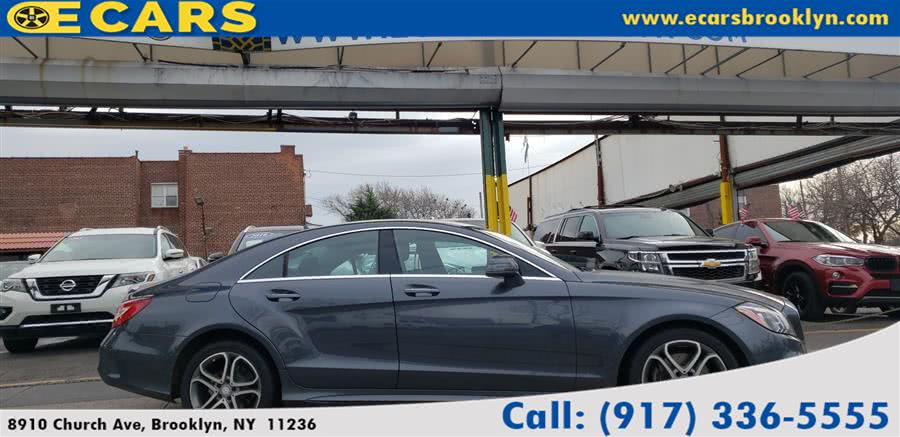 Used 2016 Mercedes-Benz CLS in Brooklyn, New York | E Cars . Brooklyn, New York