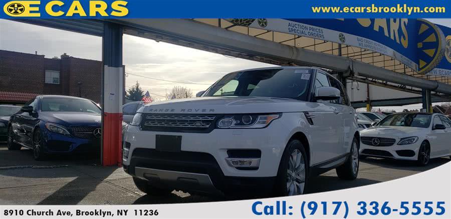 Used 2014 Land Rover Range Rover Sport in Brooklyn, New York | E Cars . Brooklyn, New York