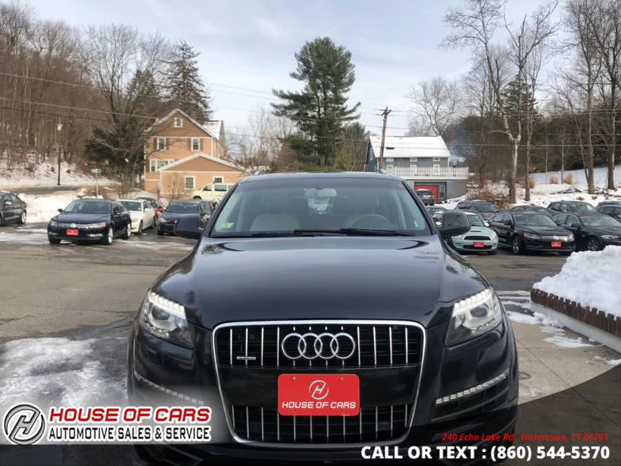 2012 Audi Q7 quattro 4dr 3.0T Premium Plus, available for sale in Watertown, Connecticut | House of Cars. Watertown, Connecticut