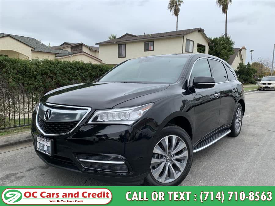 Used 2016 Acura Mdx in Garden Grove, California | OC Cars and Credit. Garden Grove, California