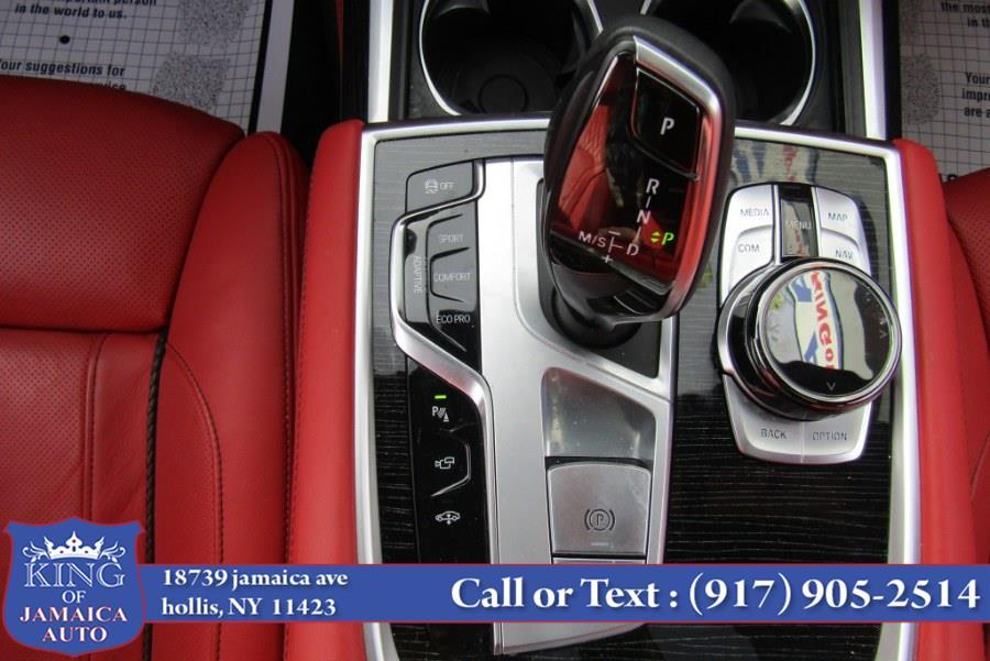 Used BMW 7 Series 750i Sedan 2018 | King of Jamaica Auto Inc. Hollis, New York