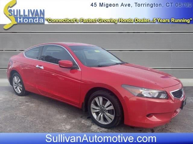 Used Honda Accord EX-L 2009 | Sullivan Automotive Group. Avon, Connecticut