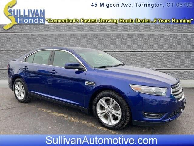 Used Ford Taurus SEL 2013 | Sullivan Automotive Group. Avon, Connecticut