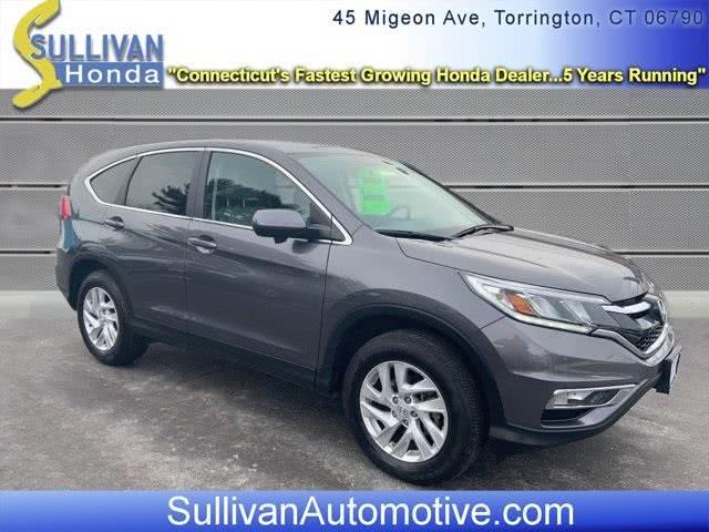 Used Honda Cr-v EX 2016 | Sullivan Automotive Group. Avon, Connecticut