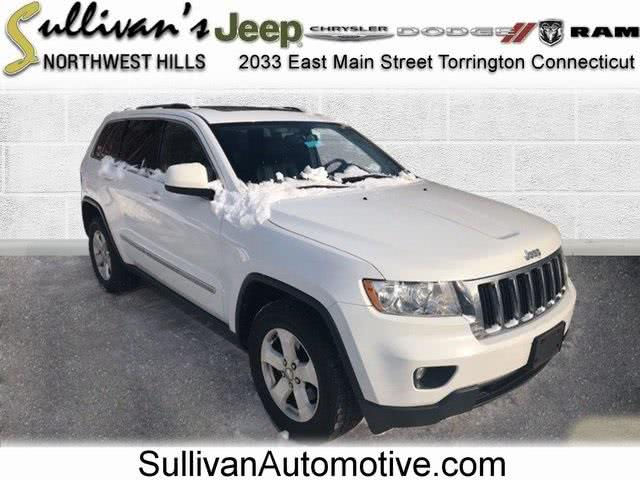 Used Jeep Grand Cherokee Laredo 2013 | Sullivan Automotive Group. Avon, Connecticut