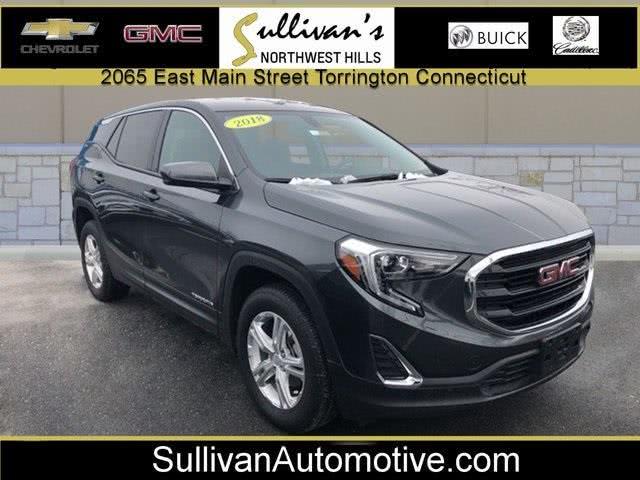 Used GMC Terrain SLE 2018 | Sullivan Automotive Group. Avon, Connecticut